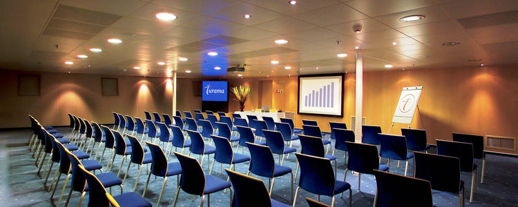 Yacht TURAMA Conference hall