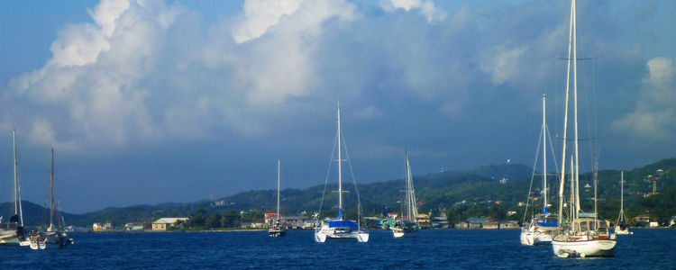 Honduras, Roatan, French Harbour