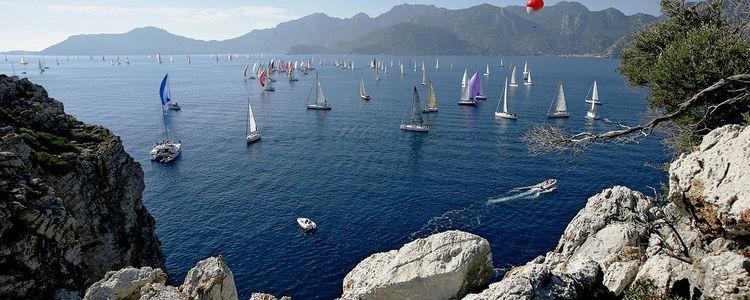 Турция - прекрасная страна для путешествий на яхте