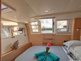 Aft guests cabin