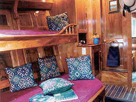 Guest Twin Cabin
