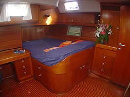 Double Master Cabin