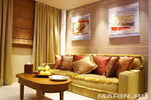 VIP SUITE - SITTING ROOM