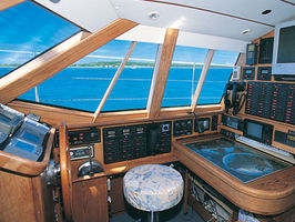 Cockpit / Wheelhouse