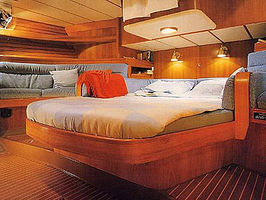 Guest Master Cabin
