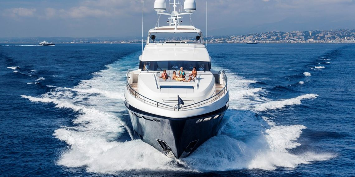 Флагман Pricess Yachts - Princess 40M