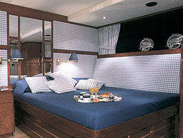 Guest cabin (Double bed)