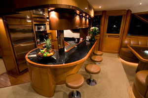 Bar, forward on the Main Deck