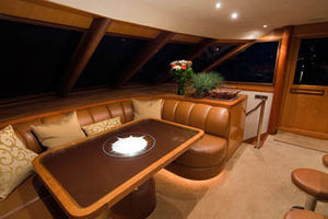 Lounge, forward on the Main Deck