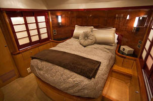 VIP Stateroom with Queen Bed