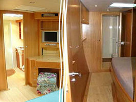 Guest Bathroom/Stateroom